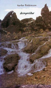 Drengmóður - kápa